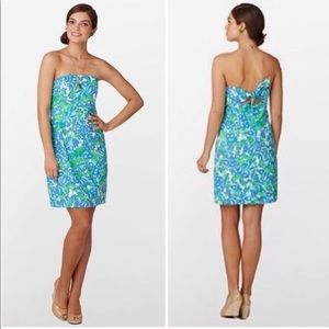 Lilly Pulitzer Franco Bee in Your Bonnet Dress 6